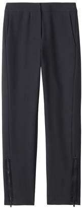 Tibi Anson Stretch Skinny Tuxedo Pants
