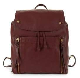 Cole Haan Harlow Leather Backpack
