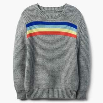 Gymboree Rainbow Stripe Sweater