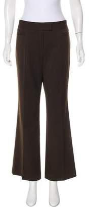 Lafayette 148 Mid-Rise Wide-Leg Pants