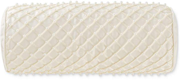 "Waterford Paloma 6"" x 15"" Neckroll Decorative Pillow"