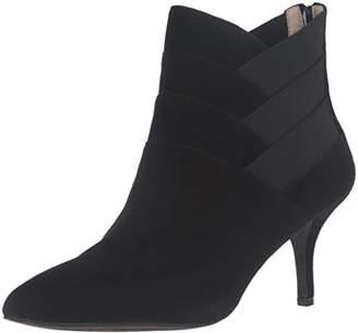 Adrienne Vittadini Footwear Women's Sande Ankle Bootie $149 thestylecure.com