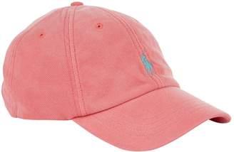 Polo Ralph Lauren Logo Embroidered Baseball Cap
