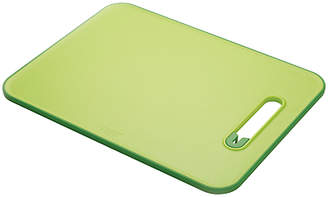 Joseph Joseph Slice and Sharpen Chopping Board, Large, Green