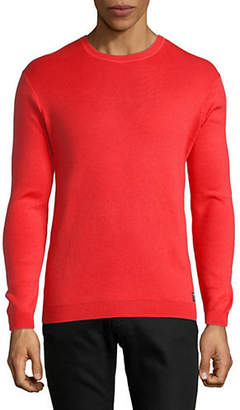 Superdry Supima Cotton Crew Neck T-Shirt