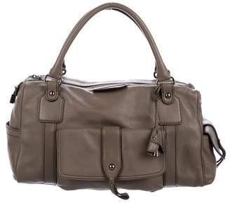 Tod's Leather Boston Bag