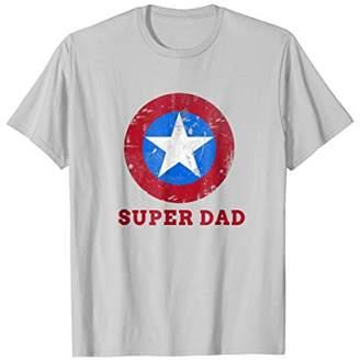 DAY Birger et Mikkelsen Super Dad T-Shirt Funny Superhero Father's Tshirt
