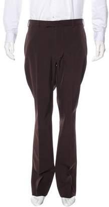 Prada Flat Front Pants