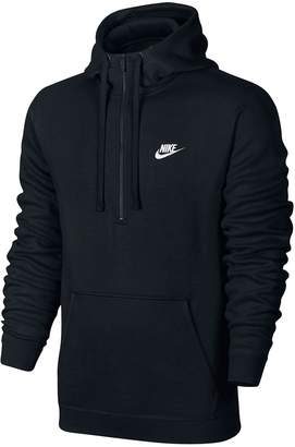 Nike Men's Club Half-Zip Fleece Hoodie