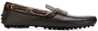 Car Shoe penny loafers