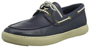 FitFlop Men's Lawrence Boat Shoes,10 (44 EU)