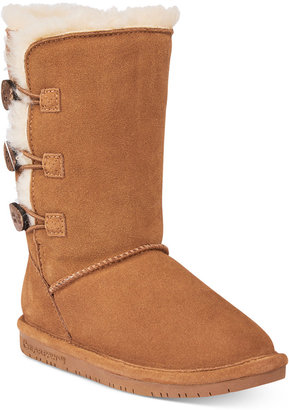 BEARPAW Lauren Youth Boots, Little Girls (2-6X) & Big Girls (7-16) $59.99 thestylecure.com