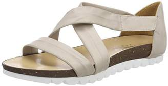 Andrea Conti Women 1675703 Heels Sandals Grey Size: