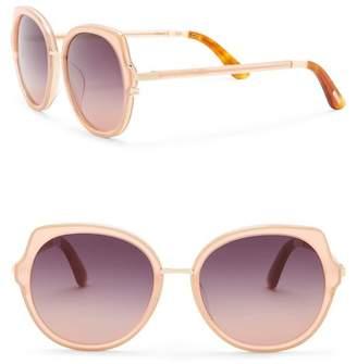 Toms 56mm Lottie Sunglasses