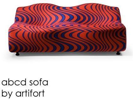 Artifort - momentum fabric classic pierre paulin re-issues by artifort