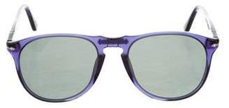 Persol Cobalto Tinted Sunglasses