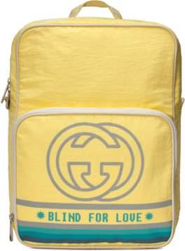 Gucci Medium backpack with Interlocking G print