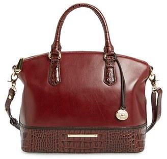 Brahmin 'Duxbury' Leather Satchel $275 thestylecure.com