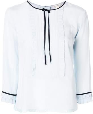 Marc Jacobs ruffle blouse