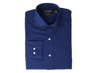 Lauren Ralph Lauren Non-Iron Slim Fit Dobby Dress Shirt