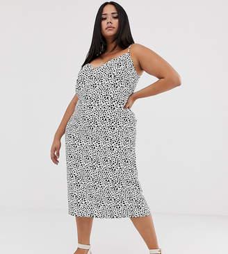 Plus Size Slip Dress - ShopStyle