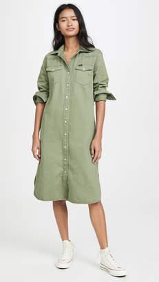 Lee Vintage Modern Western Midi Dress