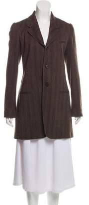 Ralph Lauren Wool Knee-Length Coat