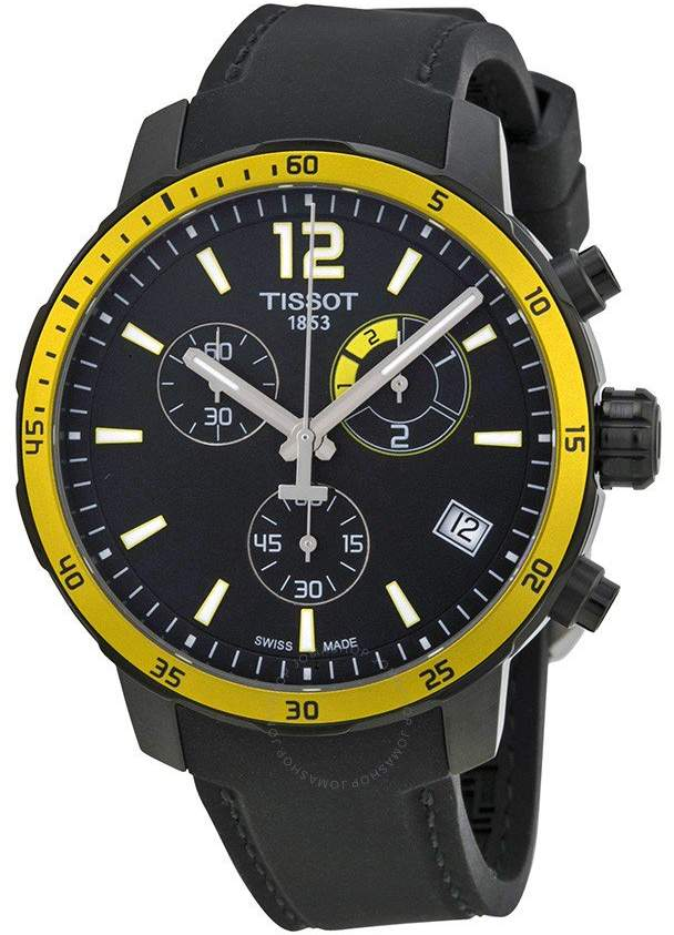 Quickster Soccer World Cup Black Dial Men's Watch
