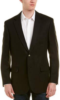 Kroon Bradley Linen & Silk-Blend Sport Coat