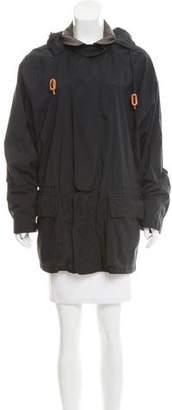 Loro Piana Hooded Oversize Coat