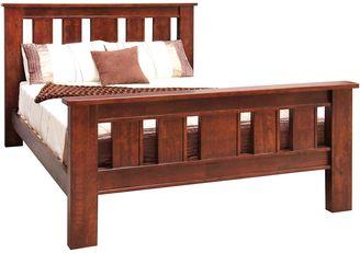 Tartaan & Co Bed Frames Caleb Queen Bed