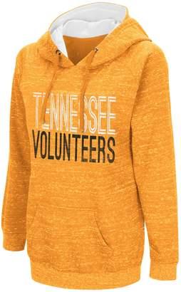 NCAA Women's Campus Heritage Tennessee Volunteers Throw-Back Pullover Hoodie