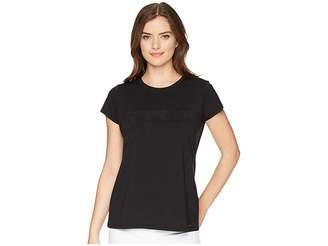 Calvin Klein Short Sleeve Tee w/ Middle Logo