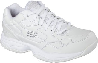 Skechers Relaxed Fit Lace-up Sneakers - Felton Albie