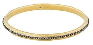 Armenta Diamond Eternity Old World Bangle
