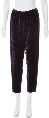 Giada Forte Velvet Pants