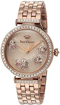 Juicy Couture Women's 'J Couture' Quartz Stainless Steel Casual Watch
