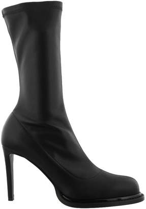 Stella McCartney Black Ankle Boots