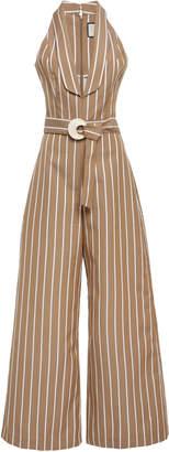Alexis Eckhart Cotton Sleeveless Jumpsuit