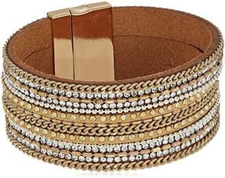 Panacea Neutral Magnetic Cuff Bracelet