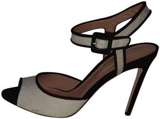 HUGO BOSS Beige Cloth Sandals