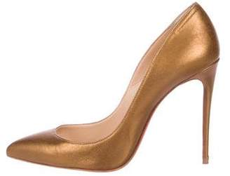 Christian Louboutin Leather Pigalle Pumps