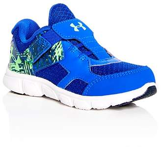 Under Armour Boys' Thrill RN Sneakers - Walker, Toddler