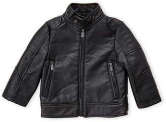 Urban Republic Toddler Boys) Faux Leather Moto Jacket