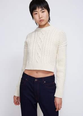 Calvin Klein Cropped Knit