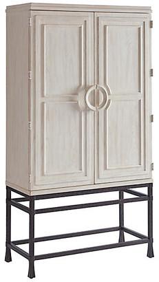 Barclay Butera Jade Bar Cabinet - Whitewash