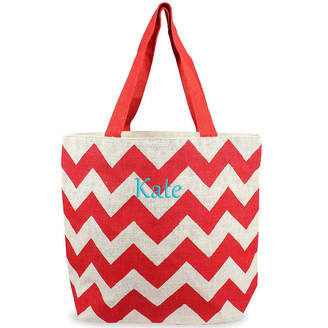 Cathy's Concepts CATHYS CONCEPTS Jute Tote Bag