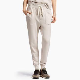 James Perse NYLON COTTON TERRY SLOUCHY SWEATPANT