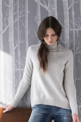 Lilla P Novelty Stitch Turtle Neck