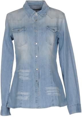 Dondup Denim shirts - Item 42598100TD